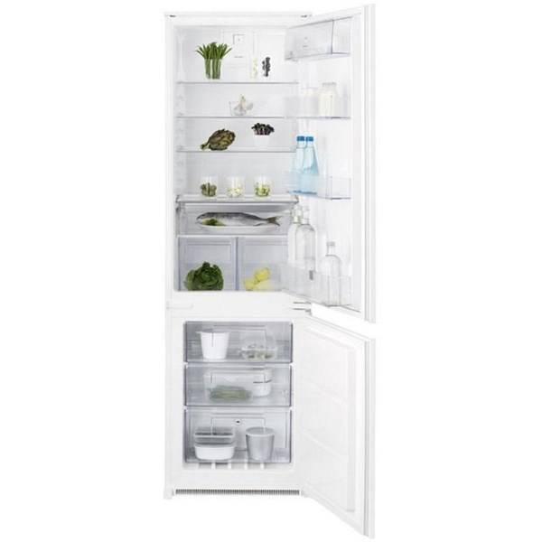 Chladnička s mrazničkou Electrolux ENN2812COW bílé