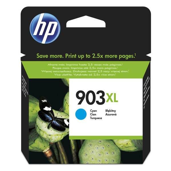 Cartridge HP 903XL, 825 stran - azurová (T6M03AE#BGY)