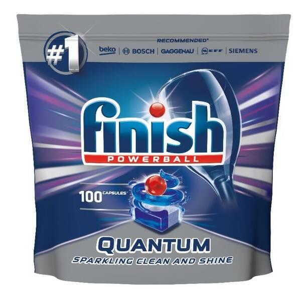 Tablety do umývačky Gorenje Finish QUANTUM 100 kapslí