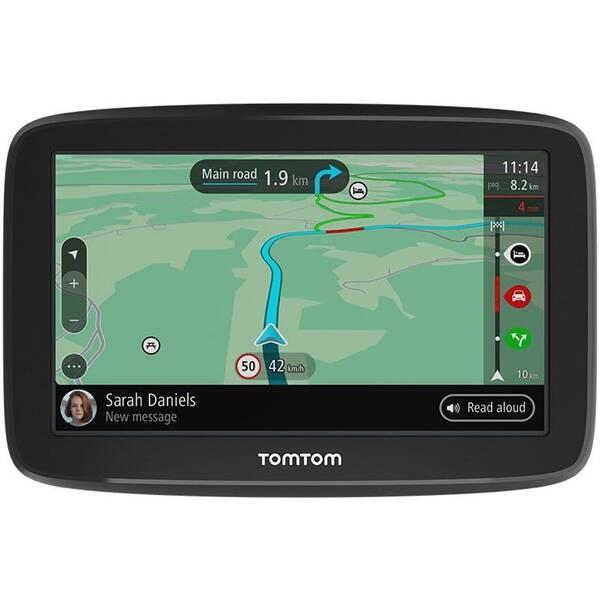 Navigačný systém GPS Tomtom GO CLASSIC 6