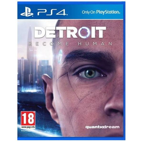 Hra Sony PlayStation 4 Detroit: Become Human (PS719397571)