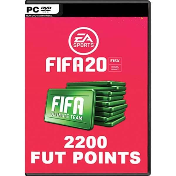Hra EA PC FIFA 20 - 2200 FUT Points (EAPC01805)