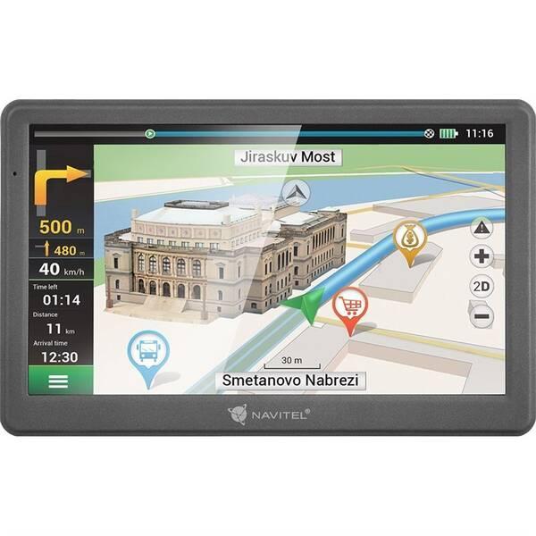 Navigační systém GPS Navitel E700 (C2047024) černá (vrácené zboží 8800323208)