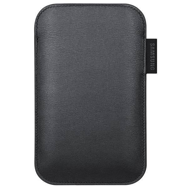 Pouzdro na mobil Samsung Galaxy S (i9000) (EF-C968LBECSTD) černé
