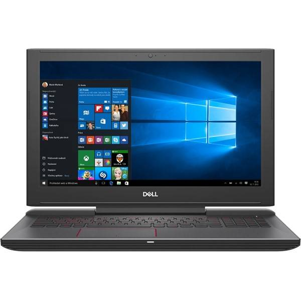 Notebook Dell Inspiron 15 G5 (5587) (N-5587-N2-712K) čierny