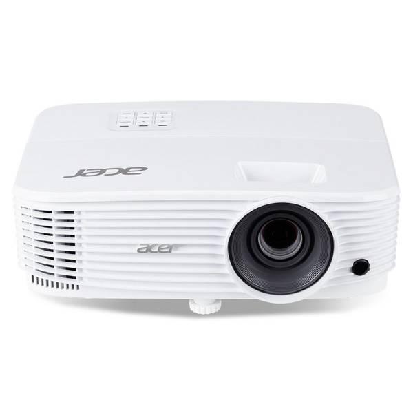 Projektor Acer P1250 (MR.JPL11.001) bílý