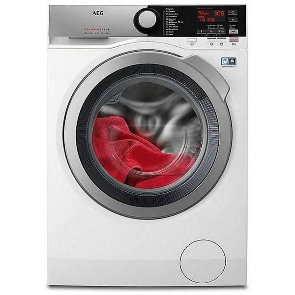 Automatická pračka se sušičkou AEG Dualsense® L7WBE69S bílá (vrácené zboží 8800315318)