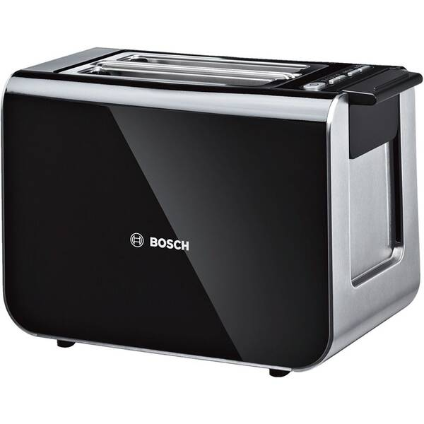 Opékač topinek Bosch Styline TAT8613 černý