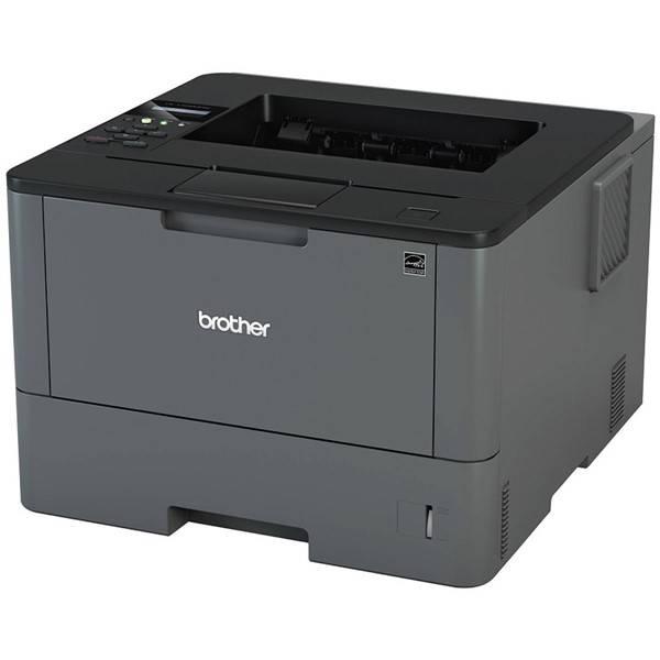 Tiskárna laserová Brother HL-L5200DW (HLL5200DWYJ1)