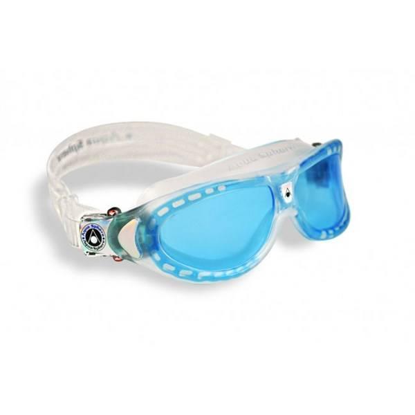 Brýle plavecké dětské Aqua Sphere Seal Kid blue lens modré/průhledné