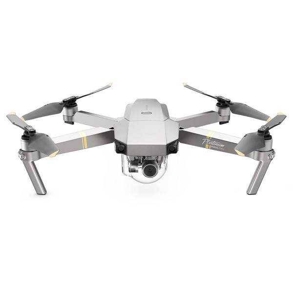Dron DJI Mavic Pro Platinum (DJIM0252) šedý