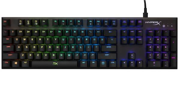 Klávesnice HyperX Alloy FPS RGB (HX-KB1SS2-US) černá