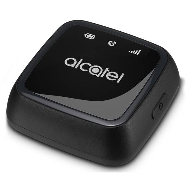 GPS lokátor ALCATEL MOVETRACK MK20, Pet verze (MK20X-2AALCZ1) černý/červený