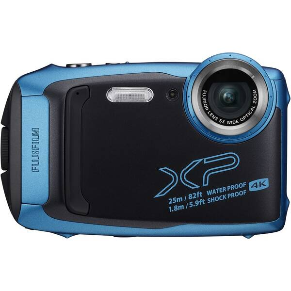 Digitální fotoaparát Fujifilm XP140 modrý