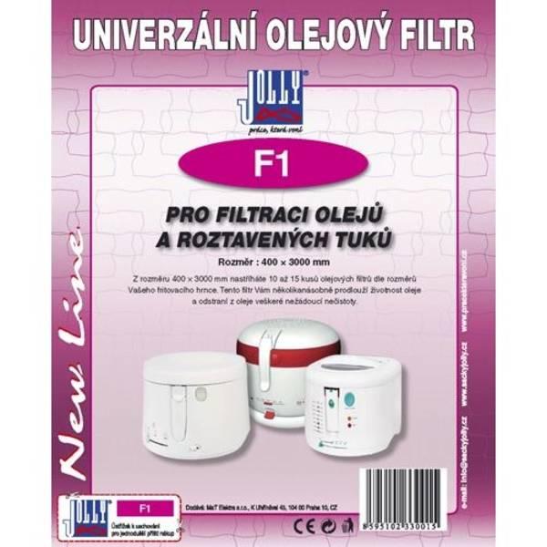 Filtr olejový Jolly F 1