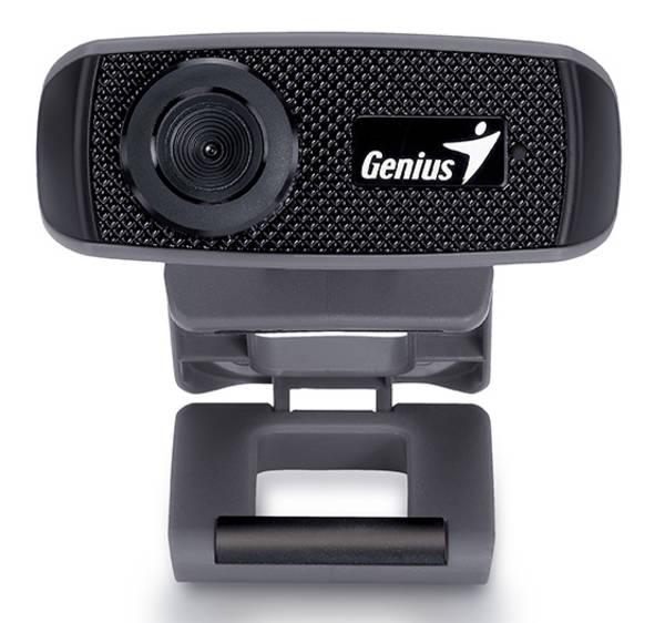 Webkamera Genius FaceCam 1000X (32200016100) černá