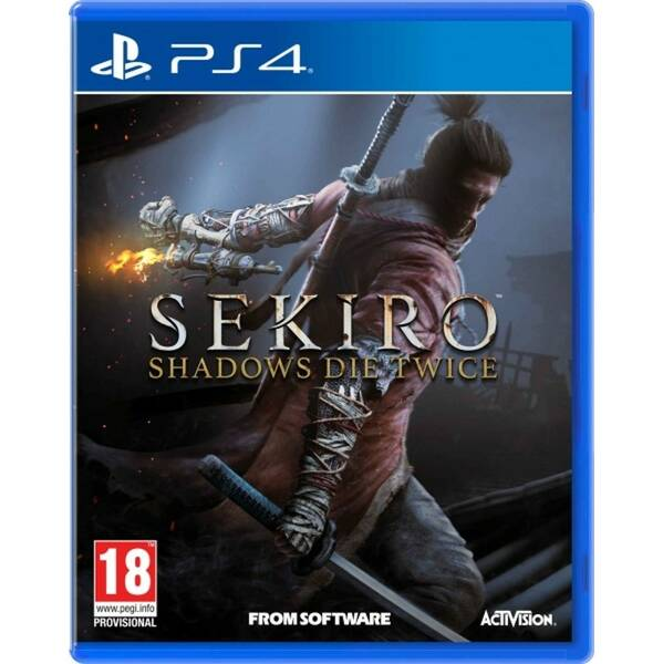 Hra Activision PlayStation 4 Sekiro: Shadows Die Twice (CEP46067)