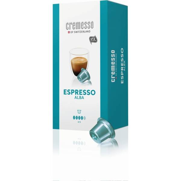 Kapsle pro espressa Cremesso Cafe Alba 16 ks (232843)