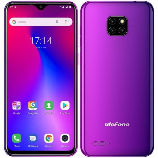 Mobilní telefon UleFone Note 7 Dual SIM (ULE000252) fialový