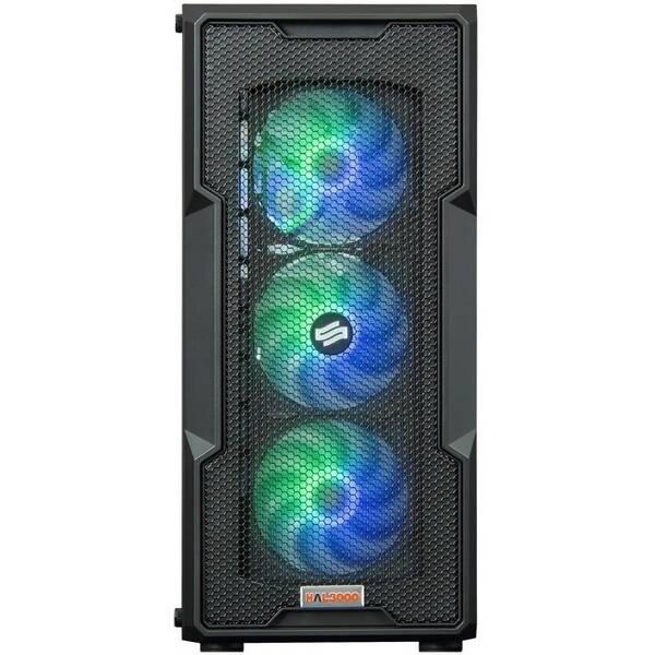 Stolný počítač HAL3000 Alfa Gamer Elite 3060 (PCHS2478) čierny