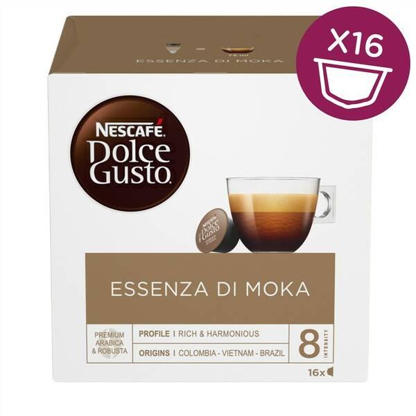 NESCAFÉ Dolce Gusto® Essenza di Moka kávové kapsle 16 ks