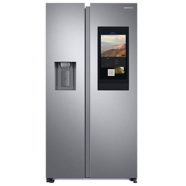 Americká chladnička Samsung RS6HA8891SL/EF, Family Hub strieborná