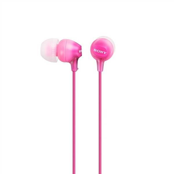 Sluchátka Sony MDREX15LPPI.AE (MDREX15LPPI.AE) růžová