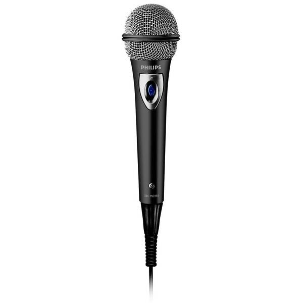 Mikrofon Philips SBCMD150 (SBCMD150/00) šedý
