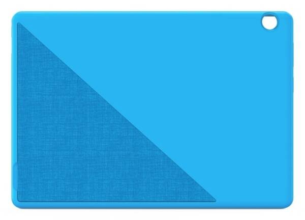 Kryt Lenovo Tab M10 Bumper/Film (ZG38C02631) modrý