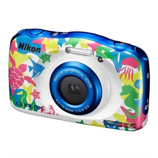 Digitální fotoaparát Nikon Coolpix W100 BACKPACK KIT (VQA014K001)