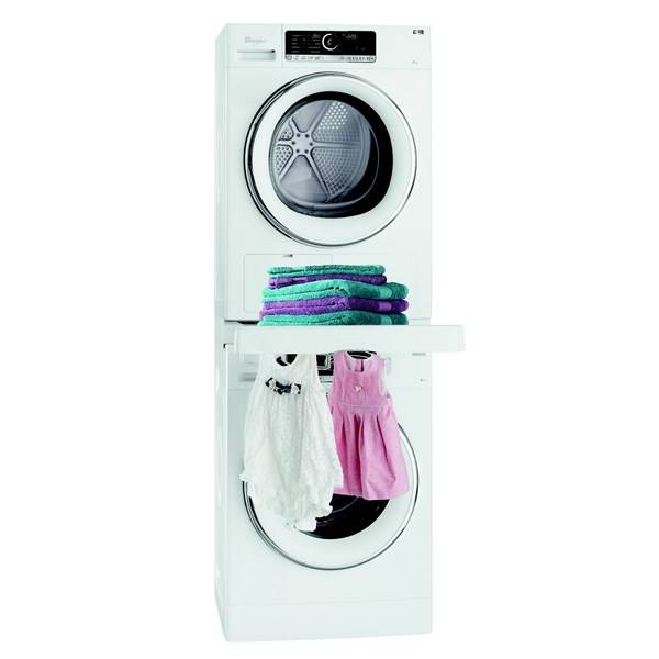 Mezikus pračka - sušička Whirlpool Supreme Care SKS 200 bílý