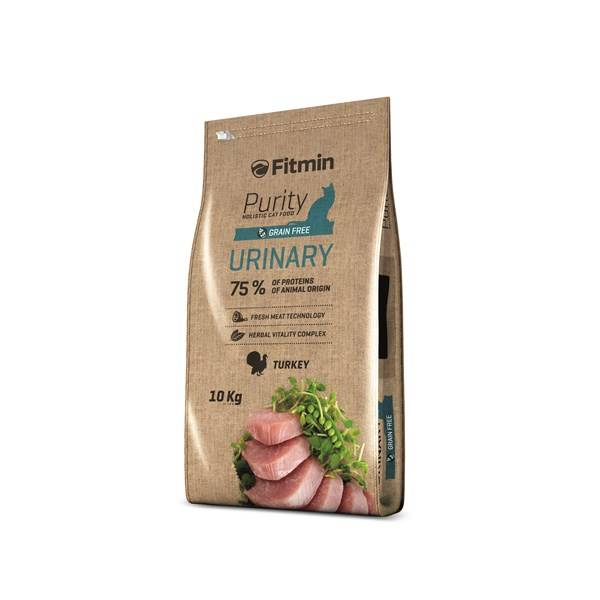 Granule FITMIN Cat Purity Urinary 10 kg