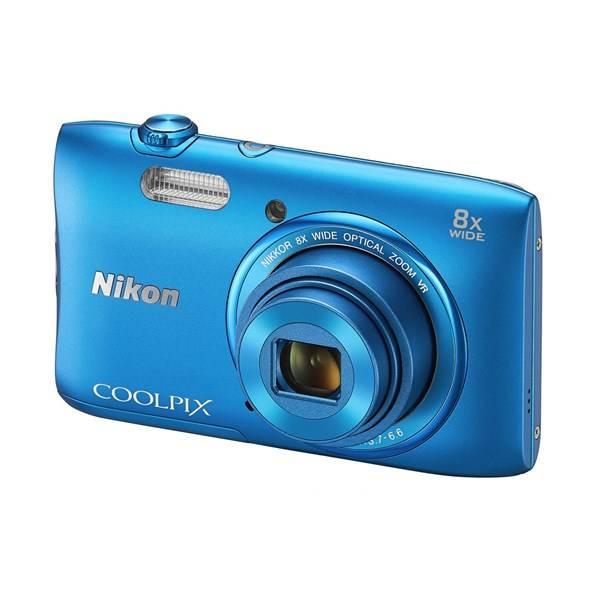 Digitální fotoaparát Nikon Coolpix S3600 modrý