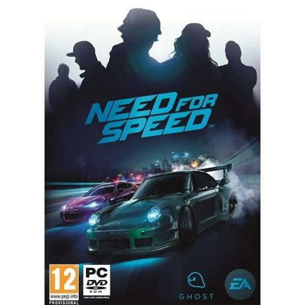 Hra EA PC Need for Speed (EAPC03560)