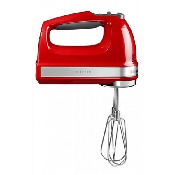 Ruční šlehač KitchenAid P2 5KHM9212EER červený