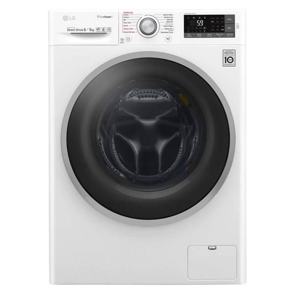 Pračka se sušičkou LG F84J7TH1W bílá (vrácené zboží 8800478956)