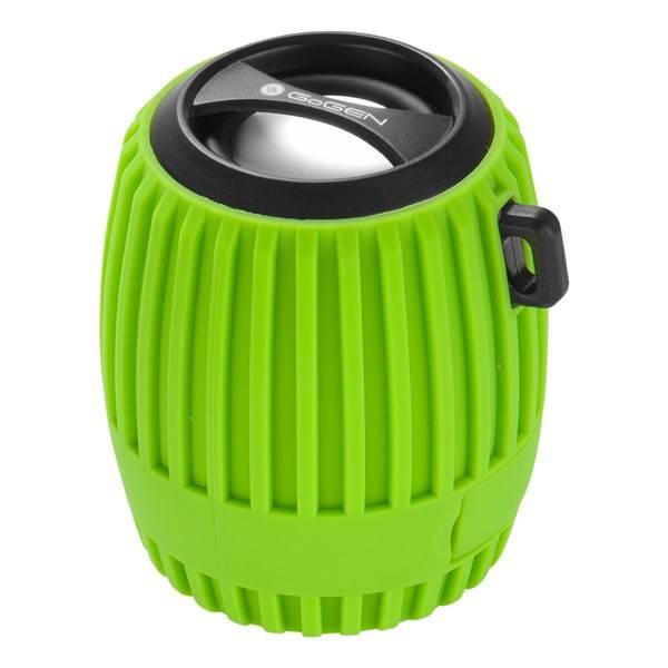 Přenosný reproduktor GoGEN BS 022G zelený