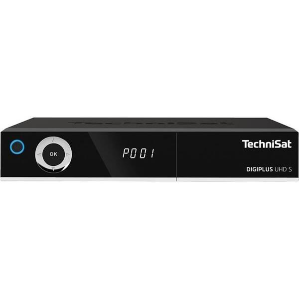 Satelitní přijímač Technisat TECHNIBOX UHD S černý