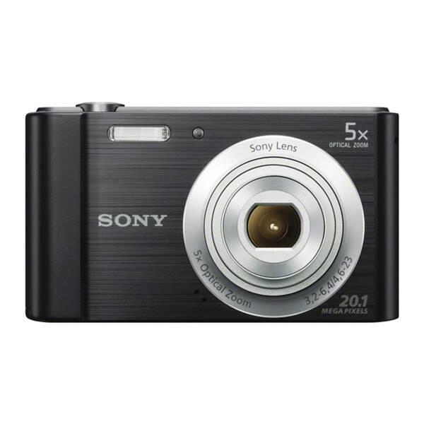Digitální fotoaparát Sony DSC-W800B černý