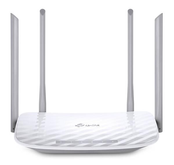 Router TP-Link Archer C50 V3 + IP TV na 1 měsíc ZDARMA (Archer C50 V3) bílý