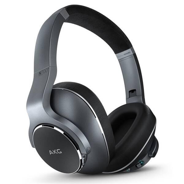 Sluchátka AKG N700NC (GP-N700HAHCEAA) stříbrná