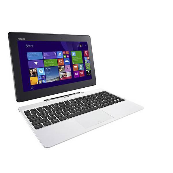 Dotykový tablet Asus Transformer Book T100TAF-BING-DK038B (T100TAF-BING-DK038B) bílý