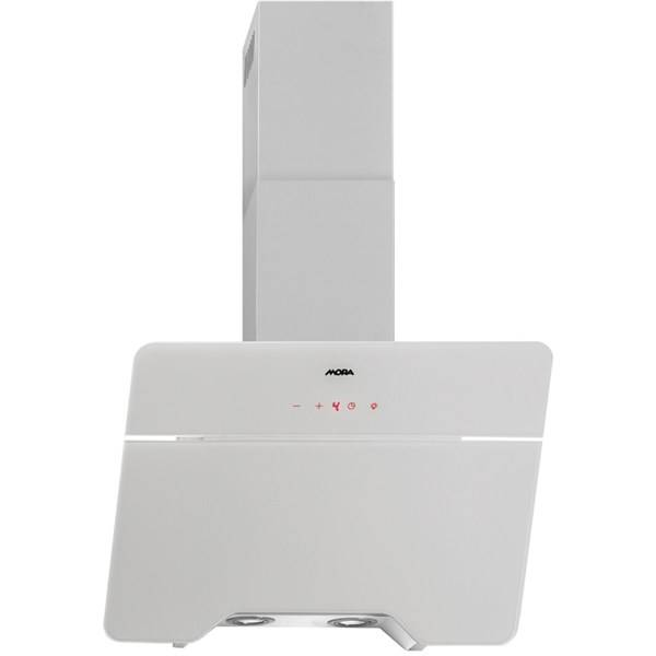 Odsávač pár Mora Premium OV 685 GW biely/sklo