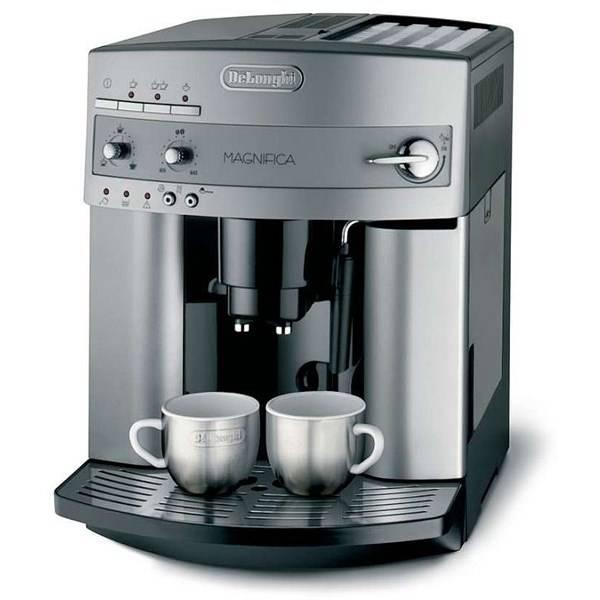 Espresso DeLonghi Magnifica ESAM3200 stříbrné
