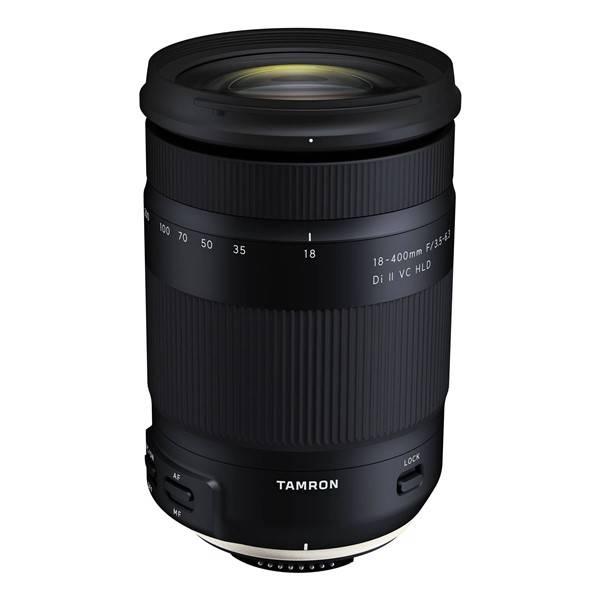 Objektív Tamron AF 18-400 mm F/3.5-6.3 Di II VC HLD pre Canon (B028E) čierny