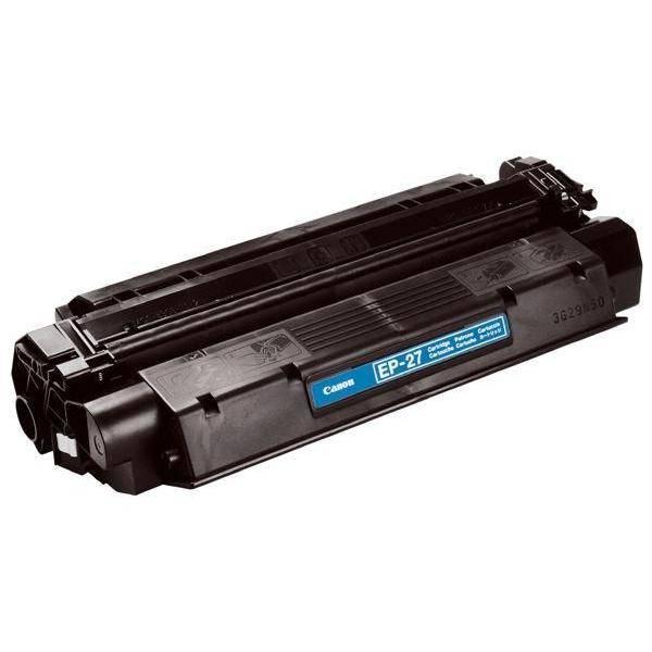 Toner Canon EP-27, 2,5K stran - originální (8489A002) černý