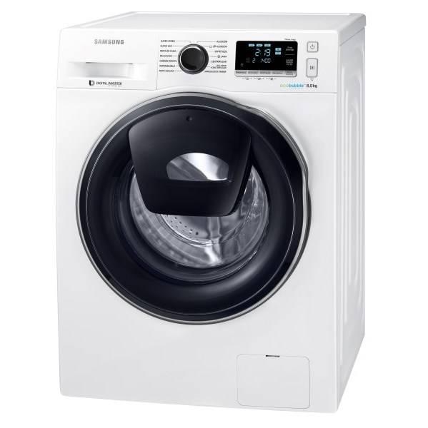 Pračka Samsung WW80K6414QW/LE bílá (vrácené zboží 8800449249)