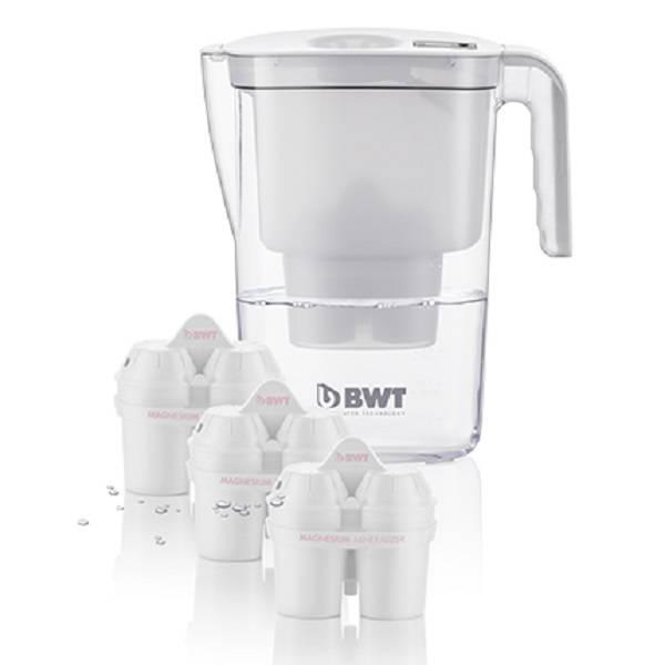 Filtrační konvice BWT Vida Timer 2,6 l + 3 filtry