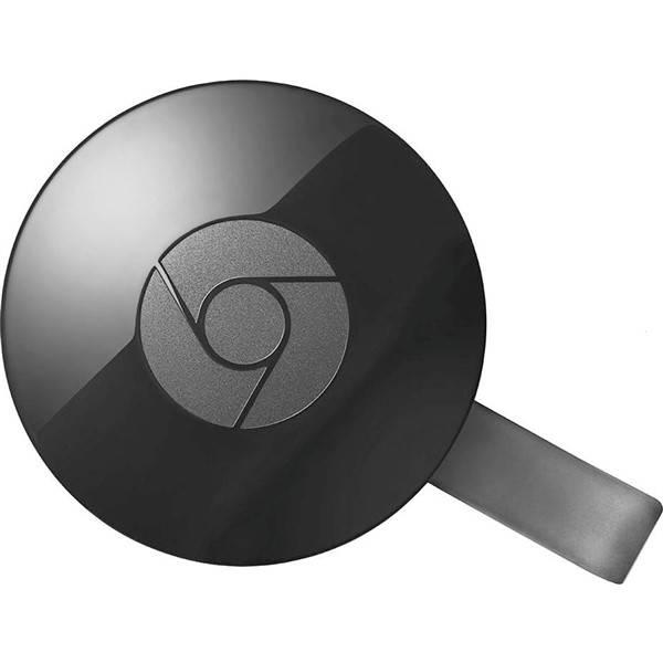 Multimediální centrum Google Chromecast 2 (HDRGG1108) černý