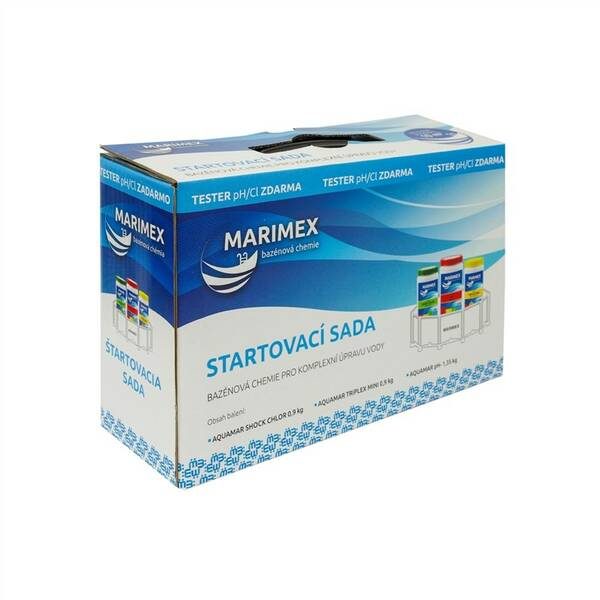 Bazénová chemie Marimex Startovací sada
